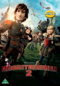 dragetreneren 2 cover